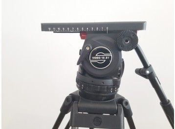 SACHTLER VIDEO 18SB Used / Occasion