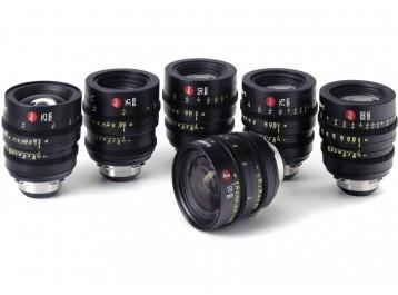 LEICA SUMMICRON-C 6 Lenses set Used / Occasion