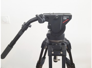 MANFROTTO 526 +350MVB Used / Occasion