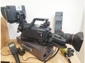 Panasonic AK-HC3500AES +HD 19x lens Used / Occasion