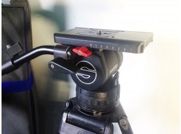 sachtler DV12 DV tripod stativ trepied