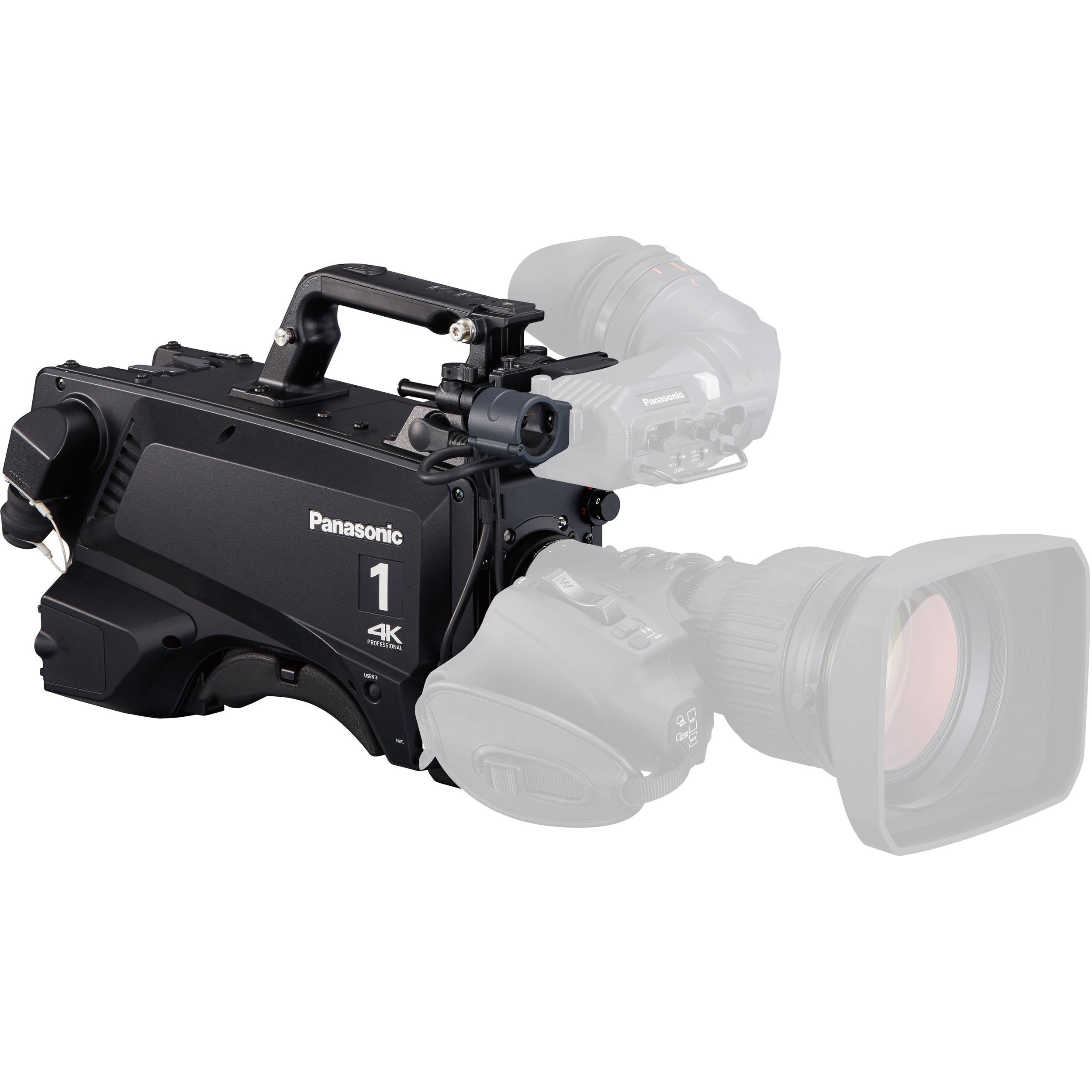 Panasonic AK-UC3000GS Channel | Broadcast Brokers
