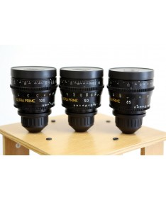 ARRI ULTRA PRIME set of 3 Used / Occasion