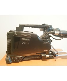 Sony PDW-F800 + HDVF-20A Used / Occasion