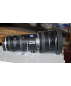 Zeiss Lightweight zoom LWZ.3 21-100mm T2.9 Used / Occasion