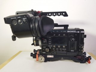 SONY PMW-F55 PMW F55 PMWF55 DVF-EL100 SHAPE HANDLE
