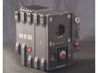 RED EPIC-M DRAGON 6K with 101 hrs used / occasion