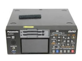 Panasonic AG-HPD24 used / occasion