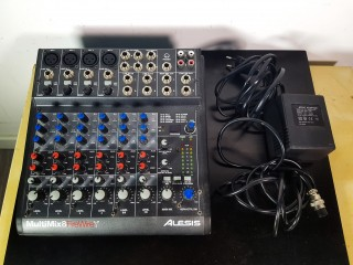 ALESIS MultiMix8 FireWire used / occasion