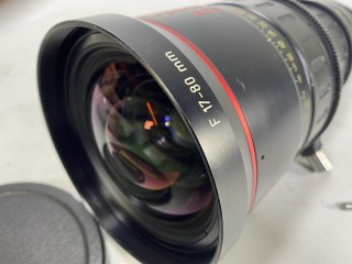 ANGENIEUX OPTIMO 17-80mm T2.2 PL Used / Occasion