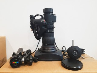 Angenieux T14x4.5 BESSD HD +remotes neuf / new