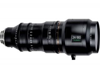 Fujinon 25-180mm T2.6 ( HK7.5x24-F )  ex-demo
