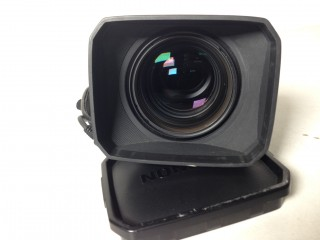 XA17x7.6 BERM M58B Fujinon XA17 XA17x fuji HD lens