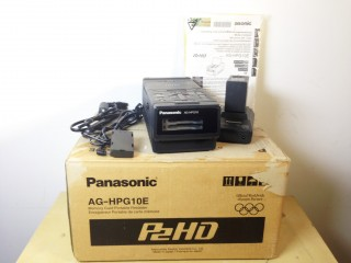 Pansonic AG-HPG10 AGHPG10 P2 HPG10