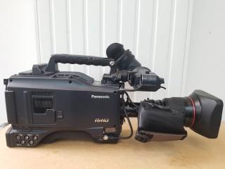 Panasonic AJ-HPX2100E +HD Lens 19x Used / Occasion