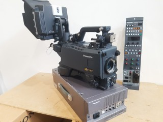 "Panasonic AK-HC3500 +8.4"" VF Used / Occasion"