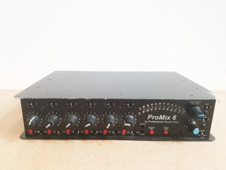 PROFESSIONAL SOUND CORP ProMix 6 Used / Occasion