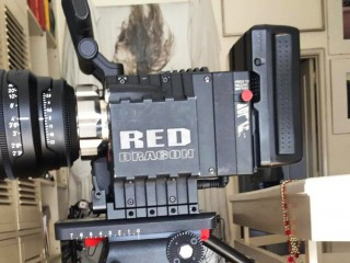 RED SCARLET DRAGON REDTOUCH REDMOTE