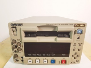 Sony DSR-1500AP Used / Occasion