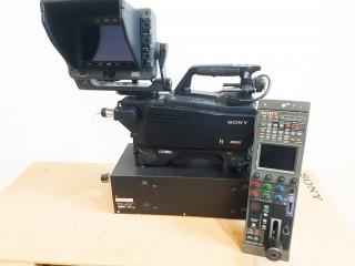 SONY HDC-1500R HDCU-1500 RCP-750 HDVF-C730W