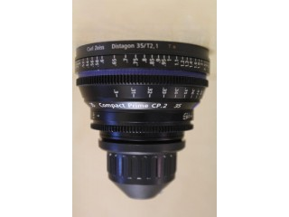 CP2 COMPACT PRIME PL 15 + 21mm   Used / Occasion